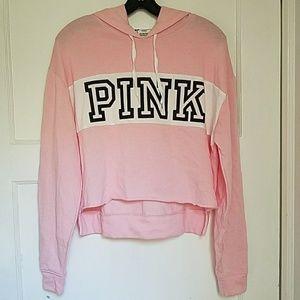Victoria's Secret Pink Sweat Shirt Top